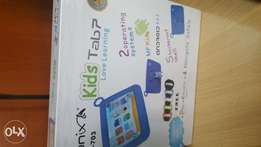 Kids tab 7 with a free WATCH on offer !! Grab NOW... !!