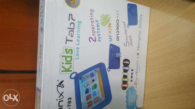 Kids tab 7 with a free WATCH on offer !! Grab NOW... !! Nairobi CBD - image 1