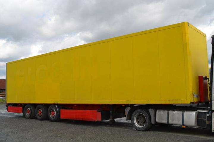 Panav NV35 Koffer mit Rolltor 3 Stück vorhanden - 2011