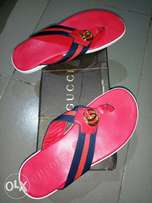 Gucci perm slippers 42 size