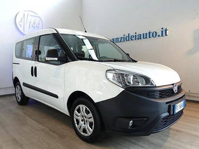 Fiat Doblo 1.3 Mjt 95 Cv N1 5 Posti Autocarro - 2015