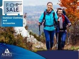 Outdoor Clothing and Accesories Franchise in Limpopo