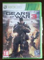 Gears of War 3 ( Xbox 360 games)