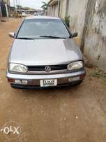 Tokunbo golf 3 for sale