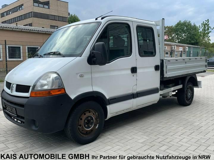 Renault Master 2.5 Dci Doka Pritsche(2.50m)*1.H*TÜV*AHK* - 2006
