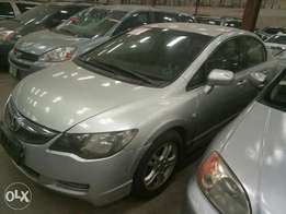 2008 Honda civic manual transmission