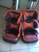 Chelino explorer booster seats