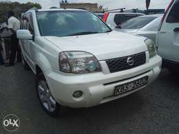 Nissan Xtrail KBS registration clean fully loaded