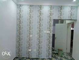 sales and installation of wallpapers in Benin