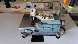Industrial YAMATO safety over locker sewing machine R3200 only