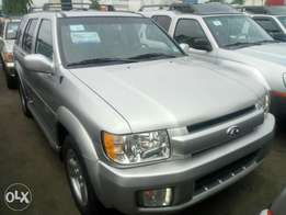 Just arrived 2002 infiniti qx4. Tincan cleared. Negotiable