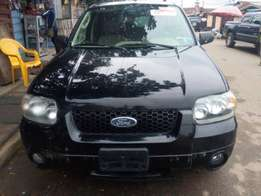 Ford Escape 2006 Model SUV (Limited Edition) for sale