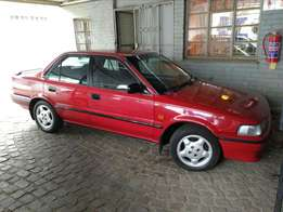 Toyota 1.8 corolla for sale