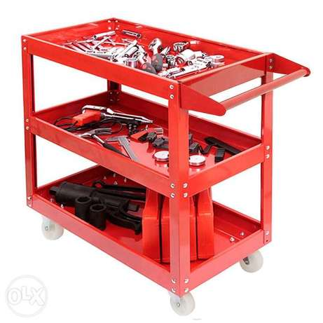 Workshop tools trolley