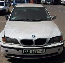 Stripping of bmw E46 320d for spares