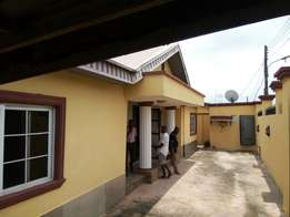 3bedroom bungalow for sale in Abraham Adesanya