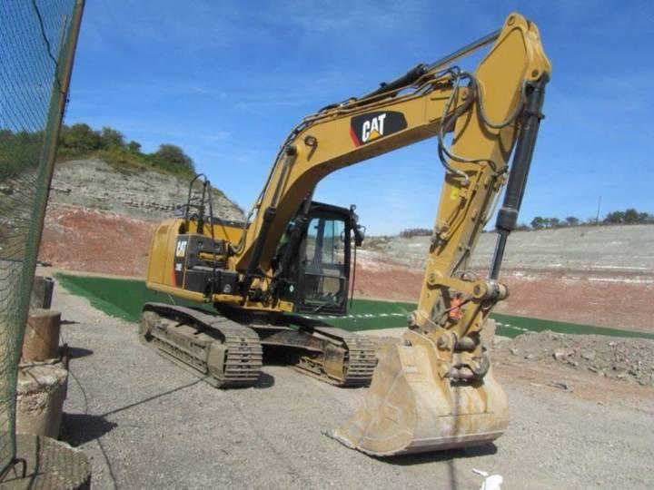Caterpillar 318el **bj 2012 * 4680h * Hammerltg. ** - 2012 - image 5