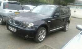 BMW X3 2005 Model - 3000cc - Petrol - Auto