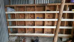 Pigeon cages 4 sale 28 rums