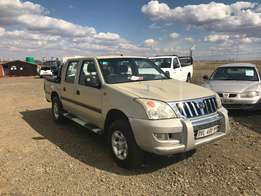 2008 gonow X-space 2.8 TDL