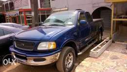 Clean Tokunbo Ford F150 Pick Up Truck