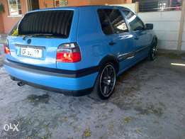 Golf3 for sale!