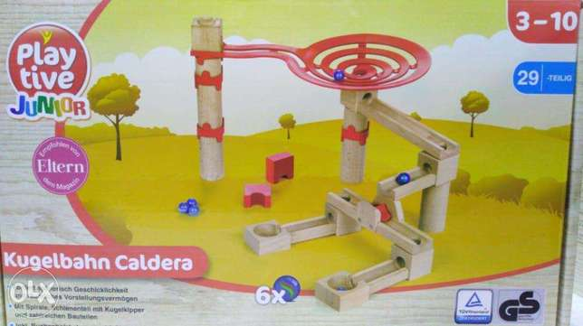 Playtive wood toy