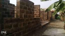Distress sale uncompleted duplex with set back bq 3million net pakuro