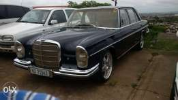 classic benz 280s w 108 make offer or swop