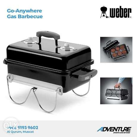 Brand New Weber BBQ Go-Anywhere