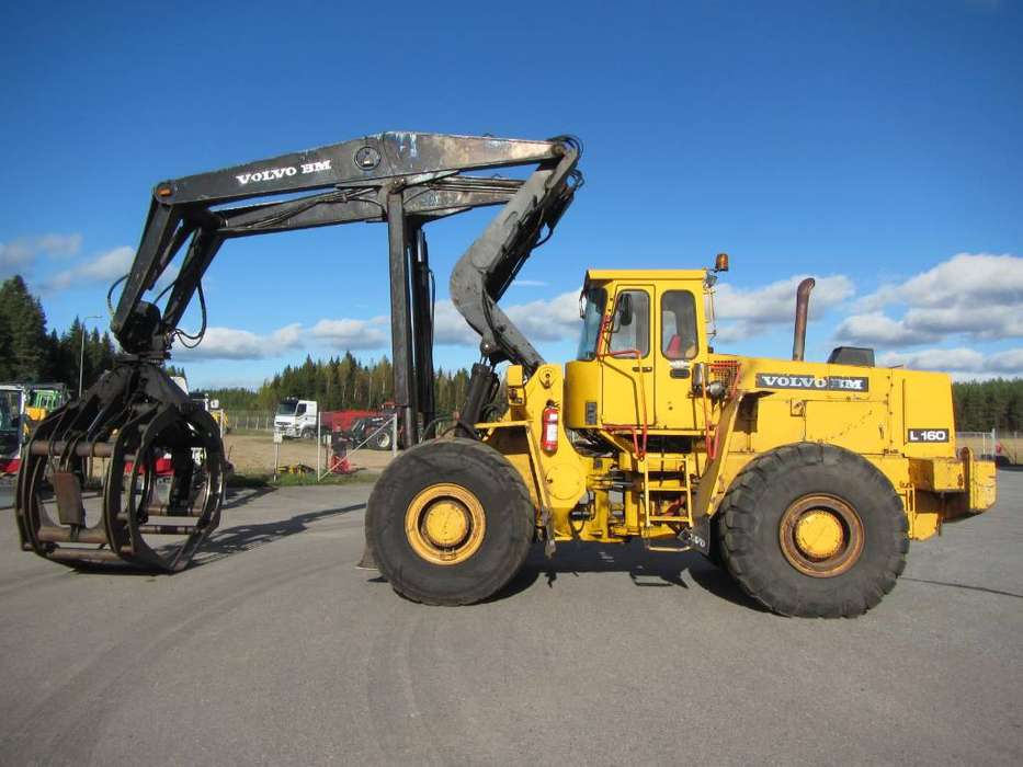 Volvo L160 High Lift - 1989