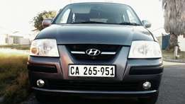 2010 hyundai atos prime 1.1i excellent condition, 087040km