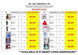 30% OFF discount children clothes shoes at plxmart