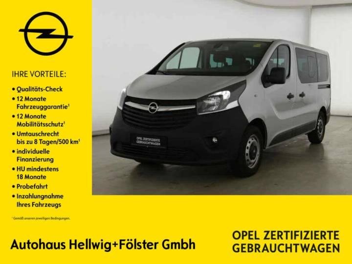 Opel Vivaro B 1.6 CDTI L1H1 2,7t - 2018