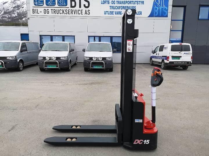 Heli Cdd15j M300 - 1,5 Tonns Ledestabler (på Lager) - 2019