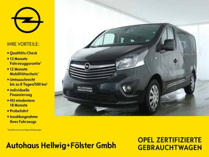 Opel Vivaro B 1.6 CDTI Biturbo L1H1 2,7 - 2018