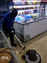 Professional cleaning & Fumigation services