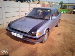 1988 Honda for sale running with papers