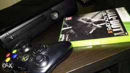 Xbox 360 1 controller 1 game and all cabkes to swop for a phone