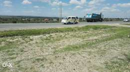Prime 2.5 acres Namanga road