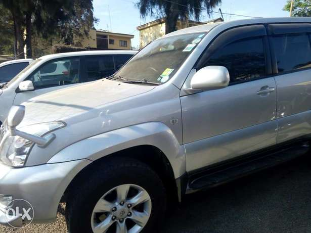 Toyota Prado 2007 model Hurlingham - image 5