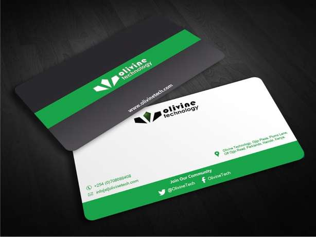 Business cards Nairobi CBD - image 3