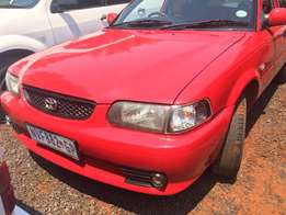 Toyota Tazz 1.3i For Sale