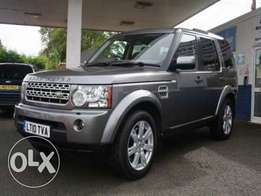 Land Rover discovery 4 fully loaded 2010 model finance terms accepted