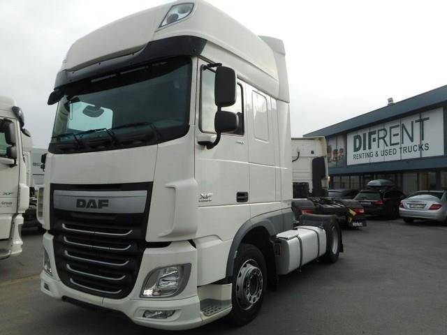 DAF XF 460 FT SUPER SPACE CAB LOW DECK - 2014