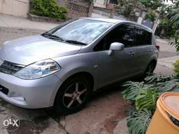KCH 2009 Nissan tiida hatchback latio like honda fit note Toyota vitz