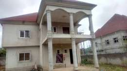 4 bed fully detached carcass