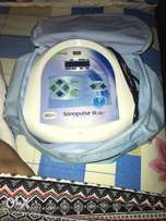 Physiotherapy portable ultra sound