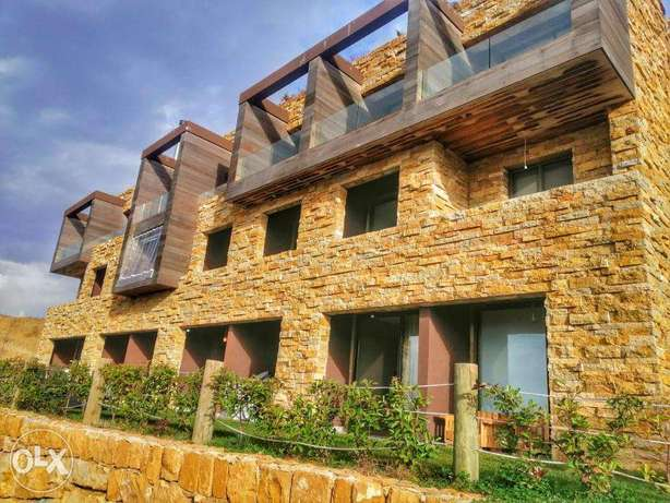 Modern Chalet in Faqra fully equipped