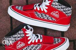 Genuine dappy vans